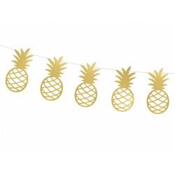 girlanda ananasy okładka