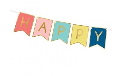 Baner Happy Birthday 1
