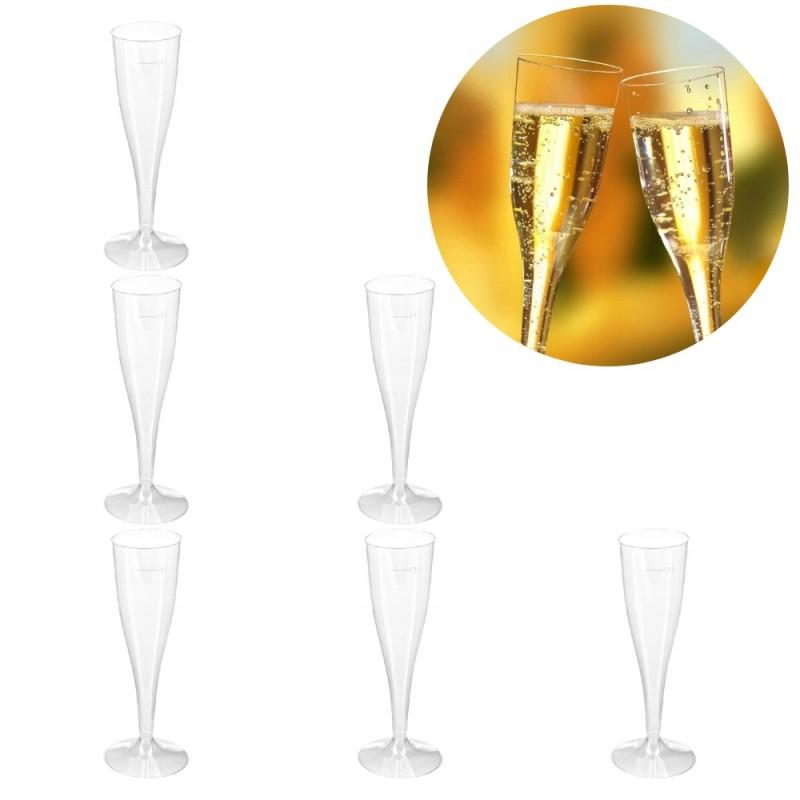 Kieliszek do szampana 100ml 6szt