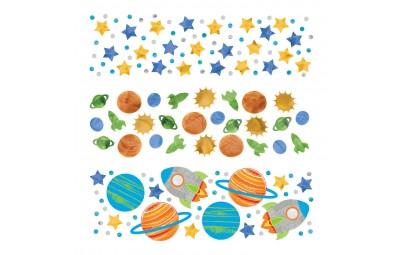 konfetti kosmos