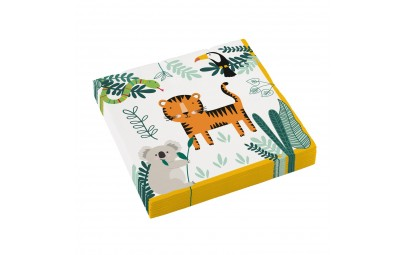 serwetka papierowa safari