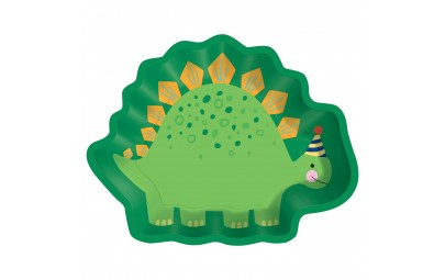 Talerz papierowy Dinozaur...