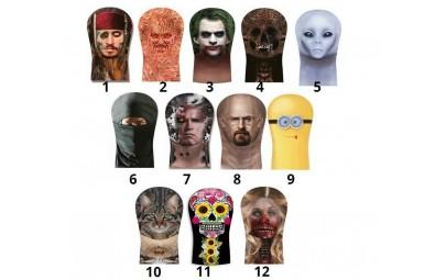 Maska Twoja druga twarz mix...