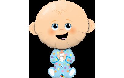 Balon foliowy 38 Baby Boy