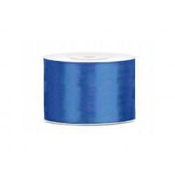 Taśma satynowa niebieska...