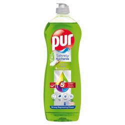 Płyn do mycia naczyń Pur Soda Effect Jabłko 750ml