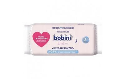 Chusteczki nawilżane Bobini...