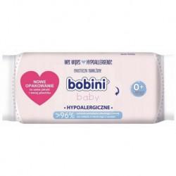 Chusteczki nawilżane Bobini Baby Hypoalergiczne 60szt