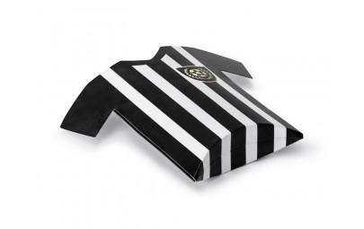 Pudełeczka Koszulki piłkarskie, mix, 12x11x2.5cm 6szt
