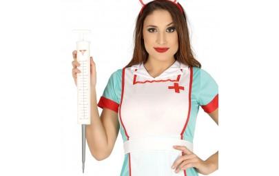 Strzykawka pielęgniarki 52cm