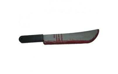 Nóż we krwi 54cm
