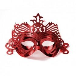 Maska party z ornamentem...