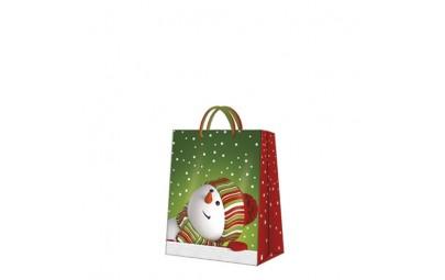 Torba ozdobna Merry Snowman...