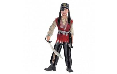 Kostium Upiorny Pirat roz.12-14lat