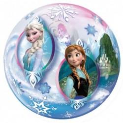 Balon 22 Kraina Lodu Anna i Elsa boubble