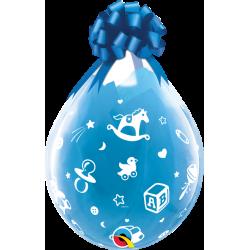 Balon 18 dimond clear zabawki dziecięce 25szt.