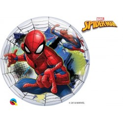Balon 22 Spider-Man bouble