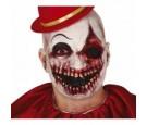 Naklejka blizna na usta krwawy uśmiech  15cm