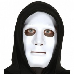 Maska biała pvc