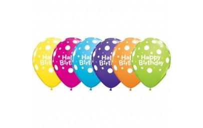 Balon 11 urodzinowe duże...