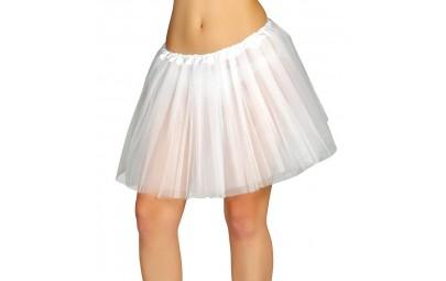 Spódniczka tutu biała 40cm