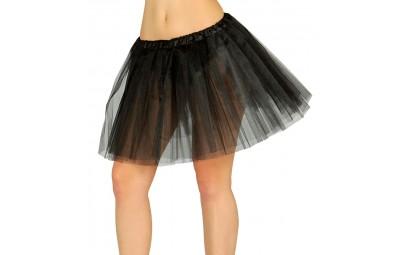 Spódniczka tutu czarna 40cm
