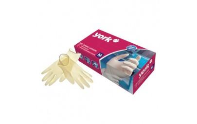 Rękawice lateksowe M 100szt