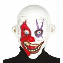 Maska uśmiechnięty klaun...