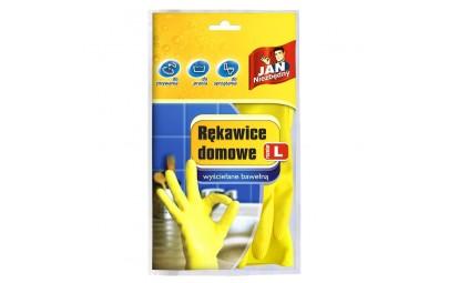Rękawice gumowe-gospodarcze...