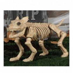 Szkielet psa dekoracja...