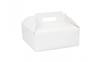 Pudełko do tortu 26x26x14cm...