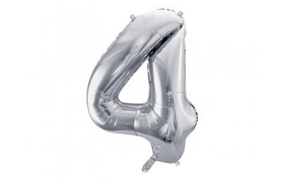 Balon foliowy 34 cyfra 4...