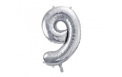Balon foliowy 34 cyfra 9...