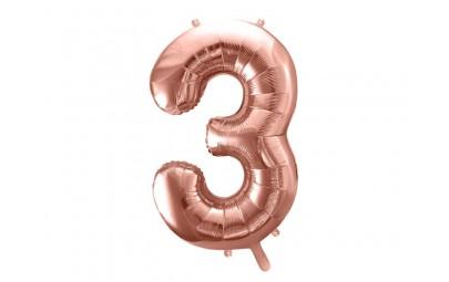 Balon foliowy 34 cyfra 3...