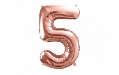Balon foliowy 34 cyfra 5...
