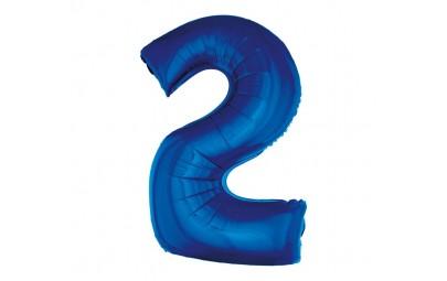 Balon foliowy cyfra 2...