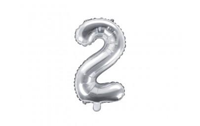 Balon foliowy 14 cyfra 2...