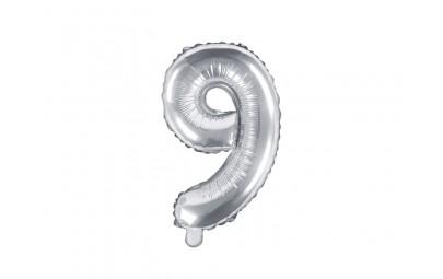 Balon foliowy 14 cyfra 9...