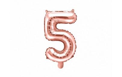 Balon foliowy 14 cyfra 5...