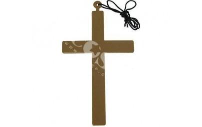 Krzyż na szyję 13x21cm