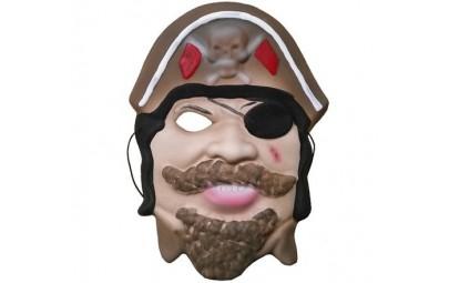 Maska z pianki Pirat