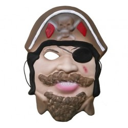 Maska Piankowa Pirat