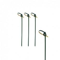 Patyczki bambusowe czarne knot 6cm 250szt art.88123