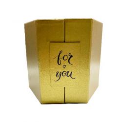 flowerbox 6katny złoty