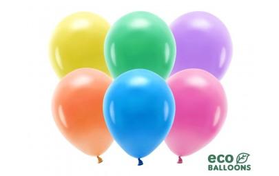 Balon eco 26cm pastelowy mix 100szt