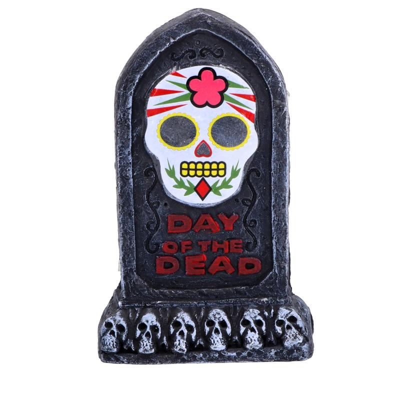 "Nagrobek z żywicy ""Day of the dead"" 13x8cm"
