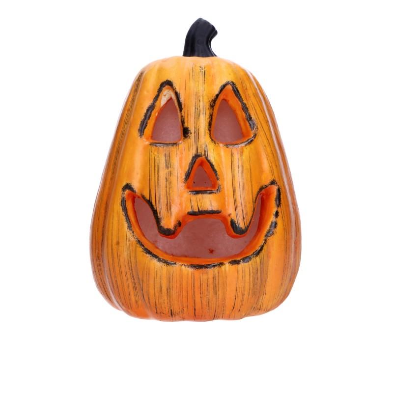 Ozdobna dynia halloweenowa dekoracja 20cm