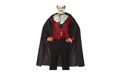Peleryna wampira czarna 130cm