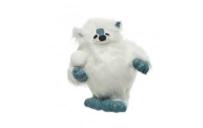 Yeti śnieżny potwór...