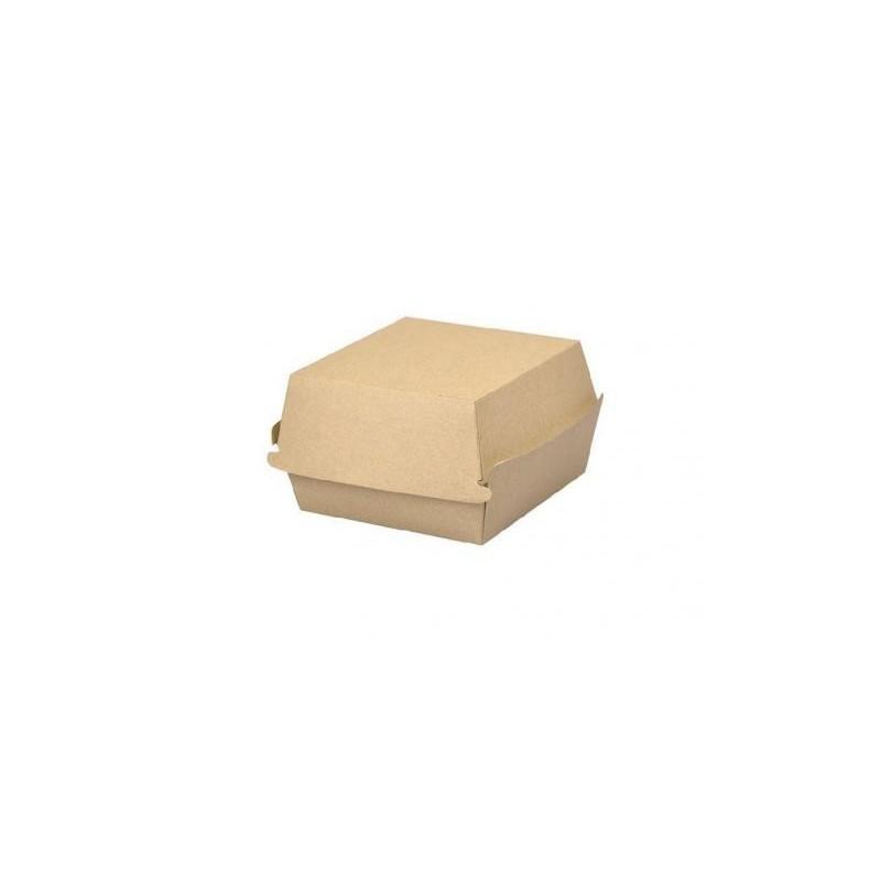 Bio burger papier kraft 11,5x10,5cm 75szt